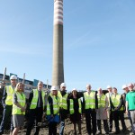 Repro Free: Monday 14th March 2016. Ballymun unveils WISER plans for the environment. €3.6m investment Ballymun Boiler House Project – First of its kind in Europe. Picture Jason Clarke.