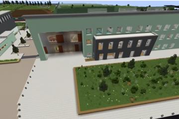 Minecraft model